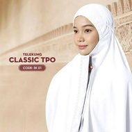 💥 Free Woven Bag  Telekung Classic TPO SK Collection