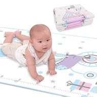 【JoyNa】嬰兒隔尿墊 牛奶絲防水可洗新生寶寶防尿墊兒童床墊(2件入)