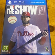 Ps4 mlb the show 19 英文版