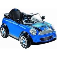 Mini Cooper S 電動車~~兒童(遙控)電動車寶馬授權~藍色