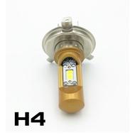 現貨當天寄 小盤 H6LED 交流AC 直上LED大燈 小皿 奔騰 豪邁 迪爵 高手 G4 風雲 H6 H4 LED