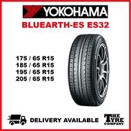 YOKOHAMA BLUEARTH-ES ES32 - 175/65R15, 185/65R15, 195/65R15, 205/65R15 TYRE TIRE TAYAR