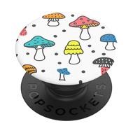 泡泡騷 PopSockets 手機支架  趣味小蘑菇 Fun Guys <可替換泡泡帽>