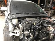2013年 FORD FOCUS 2.0  MK3 柴油 全車拆賣 零件拆賣 頂級內裝椅子方向盤電腦壓縮機鋁圈底盤方向機