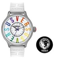《VERSUS By VERSACE》凡賽斯手錶SGU02-親膚輕軟橡膠錶帶-錶現精品-原廠正貨