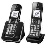 【Panasonic 國際牌】中文數位DECT 無線電話 KX-TGD312TW/TGD312