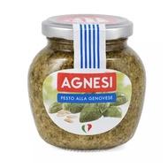 AGNESI Pesto Sauce Pesto Alla Genovese 185g