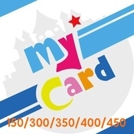 【MyCard】150/300/350/400/450點點數卡 可刷卡享現金回饋 【限刷卡付款】台中 誠選良品