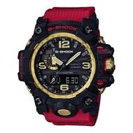 e3Jn GSK Mudmaster GWG1000 Black Gold Red Gold Mens Watch compass gshock gwg 1000