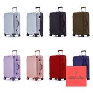 ร้านแนะนำกระเป๋าเดินทางรุ่น P021 ขนาด 24 นิ้ว กระเป๋าเดินทาง
