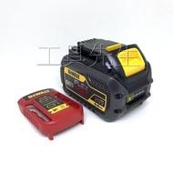 含稅價/DCB606【工具先生】美國 DEWALT 得偉 60V/2.0Ah XR超鋰電池.充電電池 原廠公司貨!