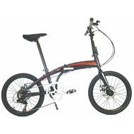 Hito X4 Foldable Bicycle