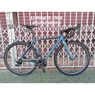 Kespor Zeus Lite Road Bike With Carbon Wheel  (22 speeds Shimano 105) 8.2kg 10 FREE GIFT