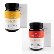 R★New Zealand Honey Co. Manuka Honey UMF 5+ UMF 15+ (500g)