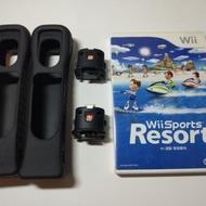 Wii 度假勝地 中文版 強化器