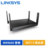 Linksys 雙頻 MR9600 Mesh WiFi 6 路由器 (AX6000)