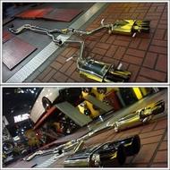 Fi-Exhaust排氣管,BMW F10 F11 528 535 550 M5,F30 F31 F32 F80 F82