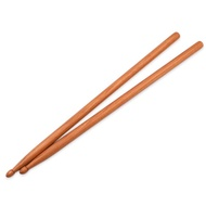 1 Pair Drum Drum Stick 5A Hickory Drum Stick Snare Drum Practice Drum Drumstick Drum Stick