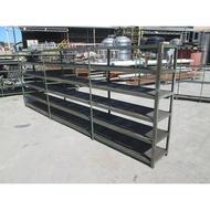 [龍宗清] 6層角鐵架(重型架) (16062701-0007) 重型鐵架 模具架 物料架 多層架  6層鐵架 6層角鋼