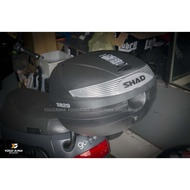 西班牙 SHAD 29【優購愛馬】歐洲原裝進口 後箱 行李箱 置物箱 公司貨 GOGORO2 EC-05