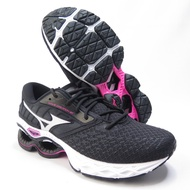 Mizuno WAVE CREATION 21 女款 慢跑鞋 U4icX中底 J1GD200116 黑【iSport】