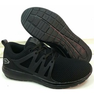 【紅獅】LOTTO樂得男款CITY RIDE Running潮流跑鞋LT7AMR5910黑
