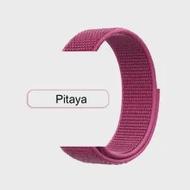 ผลไม้มังกรสำหรับ Iwatch Band64 5 40 44MmNew ไนลอนกีฬา Loop Band38 42สร้อยข้อมือสำหรับ Apple Watch สายคล้อง Series6 5สายรัดข้อมือ