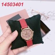 美國代購  台灣現貨 Coach 經典紅色腕錶 女錶