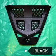🔥🔥Motorcycle Accessories Y15ZR  Y15 Engine cover (BLACK)