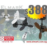 Elmark Ceiling Wall Fan