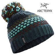 【ARCTERYX 始祖鳥 加拿大】Fernie 保暖帽 毛帽 毛線帽 針織帽 銀河藍 (L07283100)