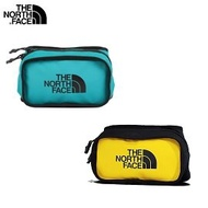 [ THE NORTH FACE ] 3L LOGO 腰包 綠色 黃色 / 男女休閒款 / 公司貨 NF0A3KZX