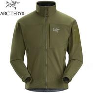 Arcteryx 始祖鳥 Gamma MX 軟殼外套/軟殼衣/登山外套 19276 叢林綠