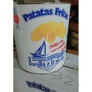 預購  韓國Bonilla 油漆桶洋芋片 500g