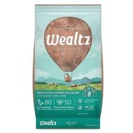 Wealtz維爾滋天然無穀寵物糧-全齡犬鴨肉餐食譜 2.1kg (300g*7EA)