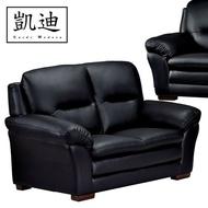 【凱迪家具】F13-139-8 傑克半牛皮二人位沙發(獨立筒坐墊) / 大雙北市區滿五千元免運費