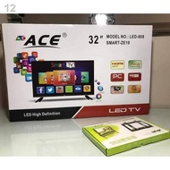 ✙●℗32 inches Smart tv Ace