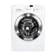 EuropAce 10KG Front Load Washer EFW-8100T-WH