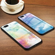 outlet Colorful Tempered Glass Phone Case For Huawei P30 P10 P20 Lite Mate 10 20 Pro Nova 2 2i 3 3i