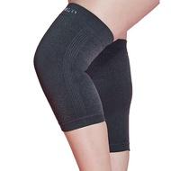 【京美】銀纖維竹炭長效護膝一體成型無勒痕