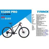 Trinx Carbon Mtb 29Er - V1000 PRO (S Size Frame 15inch)