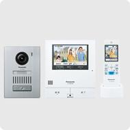 日本公司貨 國際牌 Panasonic【VL-SWD505KS】視訊門鈴 5吋 廣角 監控 SD卡 智能手機 防災連動 過年不打烊