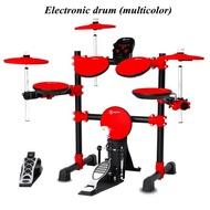 Electronic drum set children professional beginners electronic drum set portable electric drum set classroom