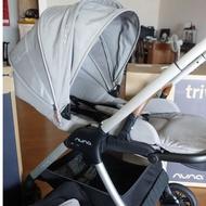 Nuna triv 推車  嬰兒車 二手 台中面交