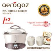 Aerogaz 1+2 Double Boiler (AZ-228DB)