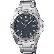 Casio นาฬิกาข้อมือผู้ชาย มีพรายน้ำ สายสแตนเลส รุ่น MTP-1244