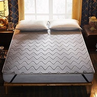 DULPLAY Memory Foam Foldable Mattress Topper,Foldable Cotton Thin Mattress Pads,Protector Bed pad...