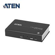 ATEN 1進2出 True 4K HDMI 影音分配器(VS182B)