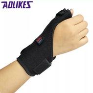 AOLIKES 運動繞指型護腕 拇指支撐護手腕