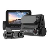 送32G卡+手機支架『 Mio MiVue 828 + A50後鏡頭 = 828D 』WiFi/星光級Sony感應元件/前後雙鏡頭行車記錄器+GPS測速器/紀錄器/前150度後145度